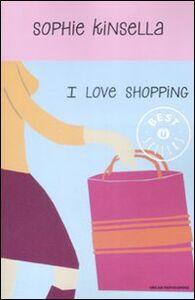 Libro I love shopping Sophie Kinsella