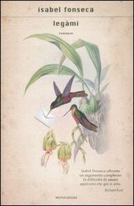 Libro Legàmi Isabel Fonseca
