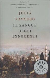 Libro Il sangue degli innocenti Julia Navarro