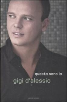 Questo sono io - Gigi D'Alessio - copertina