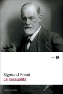 Libro La sessualità Sigmund Freud