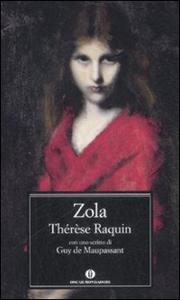 Libro Therese Raquin Émile Zola