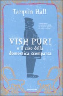 Radiospeed.it Vish Puri e il caso della domestica scomparsa Image