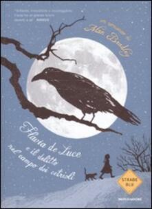 Flavia de Luce e il delitto nel campo dei cetrioli - Alan Bradley - copertina