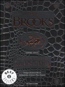 Foto Cover di Lo spirito oscuro di Shannara, Libro di Terry Brooks, edito da Mondadori
