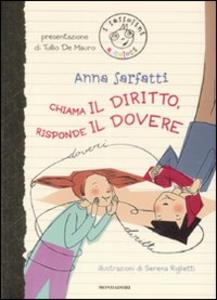 Libro Chiama il diritto, risponde il dovere Anna Sarfatti