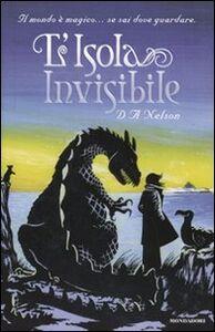 Libro L' isola invisibile D. A. Nelson