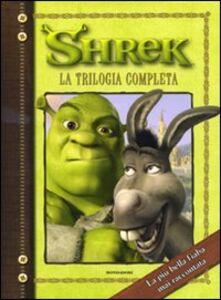 Libro Shrek. La trilogia completa