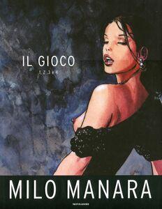 Libro Il gioco Milo Manara
