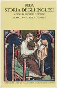 Libro Storia degli inglesi. Testo latino a fronte Beda il venerabile