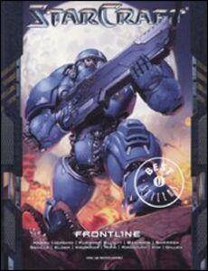 Libro Starcraft. Frontline