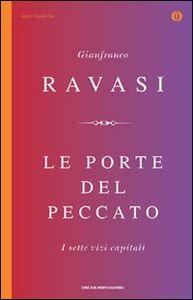 Libro Le porte del peccato Gianfranco Ravasi