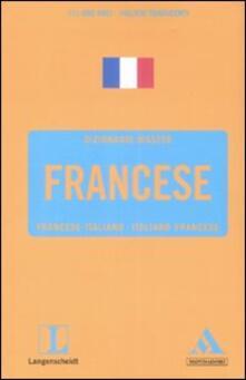 Listadelpopolo.it Langenscheidt. Francese. Francese-italiano, italiano-francese Image