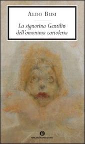 La signorina Gentilin dell'omonima cartoleria
