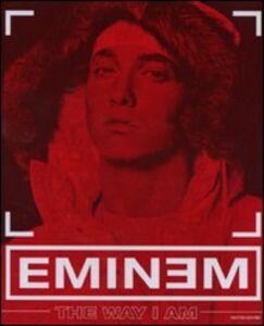 Foto Cover di The way i am. Con DVD, Libro di Eminem, edito da Mondadori