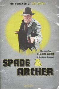 Libro Spade & Archer Joe Gores