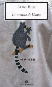 Libro La camicia di Hanta (viaggio in Madagascar) Aldo Busi