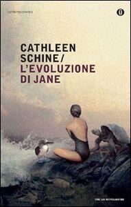 Libro L' evoluzione di Jane Cathleen Schine