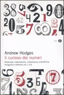 Cefalufilmfestival.it Il curioso dei numeri. Stranezze matematiche, controversie scientifiche, divagazioni letterarie da 1 a 9 Image