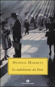 Libro La maledizione dei Dain Dashiell Hammett