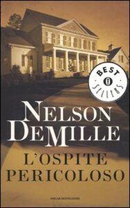 Libro L' ospite pericoloso Nelson DeMille