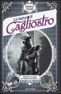 Libro La ladra di Cagliostro Giulio Leoni