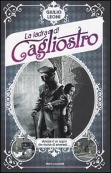 La ladra di Cagliostro - Giulio Leoni - copertina