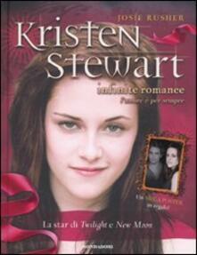 Secchiarapita.it Kristen Stewart. Infinite romance. Con poster Image