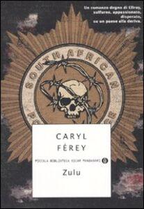 Libro Zulu Caryl Férey
