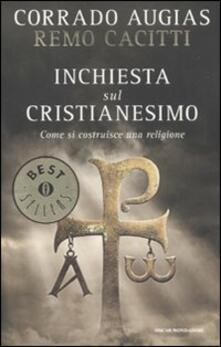 Antondemarirreguera.es Inchiesta sul cristianesimo. Come si costruisce una religione Image