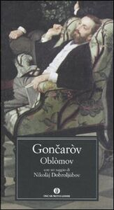 Libro Oblòmov Ivan Goncarov