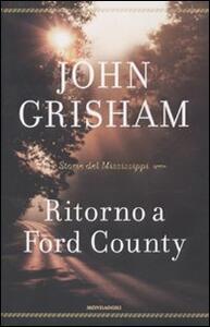 Ritorno a Ford County. Storie del Mississippi