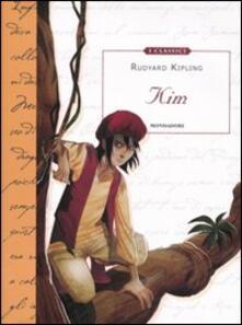 Kim - Rudyard Kipling - copertina