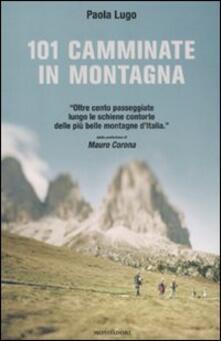 Premioquesti.it 101 camminate in montagna Image