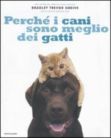 Milanospringparade.it Perché i cani sono meglio dei gatti Image