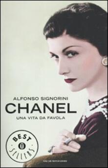 Osteriacasadimare.it Chanel. Una vita da favola Image