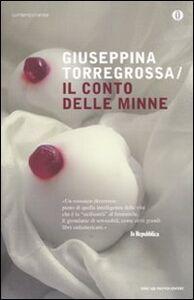 Libro Il conto delle minne Giuseppina Torregrossa