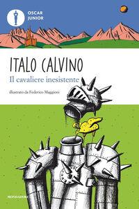 Foto Cover di Il cavaliere inesistente, Libro di Italo Calvino, edito da Mondadori