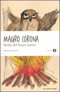 Libro Storie del bosco antico Mauro Corona