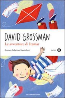 Le avventure di Itamar - David Grossman - copertina