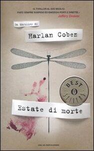 Libro Estate di morte Harlan Coben