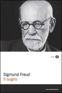 Il sogno - Sigmund Freud - copertina