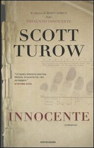 Libro Innocente Scott Turow