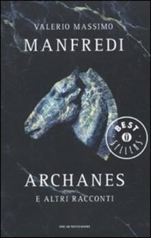 Camfeed.it Archanes e altri racconti Image