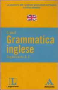 Libro Langenscheidt. Grammatica inglese. Organizzata A-Z