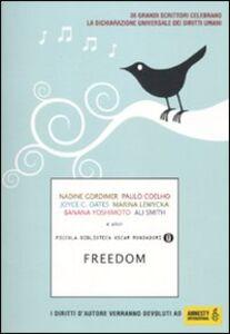 Libro Freedom