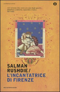 Libro L' incantatrice di Firenze Salman Rushdie