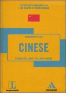 Libro Langenscheidt. Cinese. Cinese-italiano, italiano-cinese