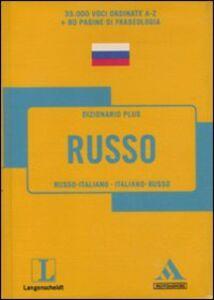 Libro Langenscheidt. Russo. Russo-italiano, italiano-russo