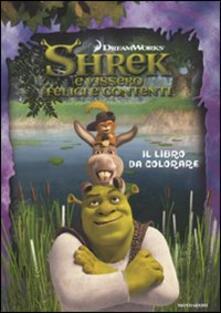 Premioquesti.it Shrek e vissero felici e contenti. Il libro da colorare Image